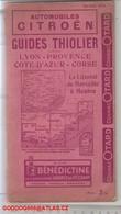 FRANCE Guide CITROEN 1931 - Livres, BD, Revues
