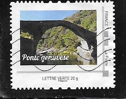 PONT GENOIS  CORSE - France