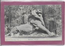90 . BELFORT . Le Lion - Belfort – Le Lion