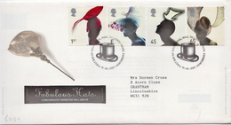 Great Britain Set On Used FDC - Cultures