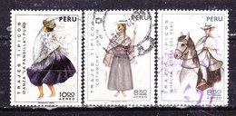Perù 1972/4 Costumi Usati - Perù