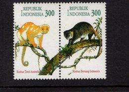 673107196 INDONESIA 1996 POSTFRIS MINT NEVER HINGED POSTFRISCH EINWANDFREI SCOTT 1641A ANIMALS CUSCUS - Indonésie