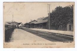 ASNIERES La Gare (Escalier A, Ligne D'Argenteuil) - Asnieres Sur Seine