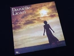 Vinyle 33 Tours   Danielle Licari (1974) - Vinyl Records