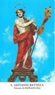 S. GIOVANNI BATTISTA - ROFRANO (SA) - M - PR - Mm. 64 X 110 - Religion & Esotericism