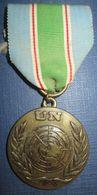 Medaille ONU - France