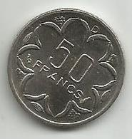 Central African States 50 Francs 1976. - Autres – Afrique