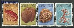 Algeria 1970 Mi 544-547 MNH ( ZS4 ALG544-547 ) - Algerien (1962-...)