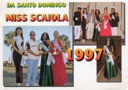 1997  CARTOLINA - Repubblica Dominicana
