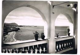 Forio  Di Ischia Napoli Terrazzo Della Villa Landini Anni 50 - Napoli (Naples)