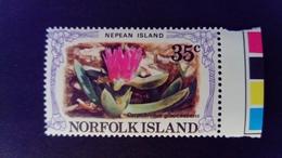 Norfolk 1982 Ile Island Nepean Fleur Flower Yvert 281 ** MNH - Norfolk Island