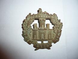 Insigne Anglais Essex Rgt - 1914-18