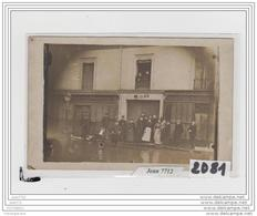 9726  AK/PC/CARTE PHOTO A IDENTIFIER/2081/MAISON LATESSE/INNONDATION/N°38 - Cartoline