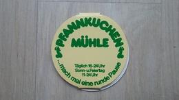 Zündholzheftchen Mit Werbung Für Ein Restaurant In Witten (Deutschland) - Boites D'allumettes
