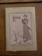 Oud FOTOMAPJE  KODAK - Reclame