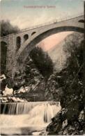 Eisenbahnbrücke In Rotwein * 9. 9. 1907 - Slovenia