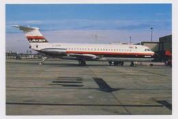 AJ86 Aviation - Laker Airways BAC 1-11 301AG - 1946-....: Modern Era