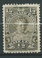 Terre Neuve - Yvert N° 63 Oblitéré    - Cw34221 - 1865-1902