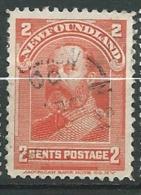 Terre Neuve - Yvert N° 67 Oblitéré    - Cw34222 - 1865-1902