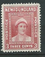 Terre Neuve - Yvert N° 220 A  Oblitéré    - Cw34226 - 1908-1947
