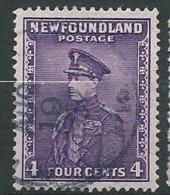 Terre Neuve - Yvert N° 172 Oblitéré    - Cw34228 - 1908-1947