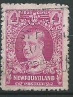 Terre Neuve - Yvert N° 134 Oblitéré    - Cw34229 - 1908-1947