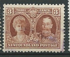 Terre Neuve - Yvert N° 133 Oblitéré    - Cw34231 - 1908-1947