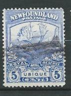 Terre Neuve - Yvert N° 104 Oblitéré    - Cw34232 - 1908-1947