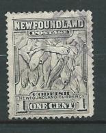 Terre Neuve - Yvert N° 168 A  Oblitéré    - Cw34233 - 1908-1947
