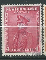 Terre Neuve - Yvert N° 173 Oblitéré    - Cw34237 - 1908-1947
