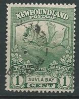 Terre Neuve - Yvert N° 100 Oblitéré    - Cw34241 - 1908-1947