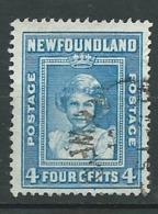 Terre Neuve - Yvert N° 221 B  Oblitéré    - Cw34242 - 1908-1947
