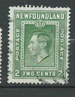 Terre Neuve - Yvert N° 219 B   Oblitéré    - Cw34245 - 1908-1947