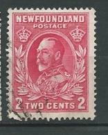 Terre Neuve - Yvert N° 169    Oblitéré    - Cw34247 - 1908-1947