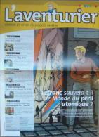 Martin - Univers Alix Lefranc - Journal Promo L'aventurier 7 - Livres, BD, Revues