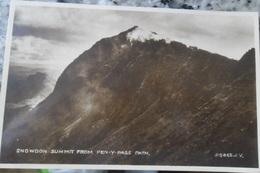 Pen-y-pass Snowdon - Galles