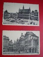 Belgique België Bruxelles Brussel Lot 10 Cartes NELS - België
