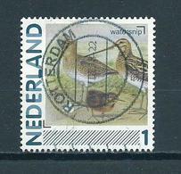 Netherlands Birds,oiseaux,vögel,watersnip Used/gebruikt/oblitere - Periode 2013-... (Willem-Alexander)