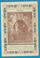 Holycard    St. Antonius De Padova    Somzée - Santini