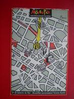 Belgique België Bruxelles Brussel  Cafés, Hôtels, Restaurants - Cafés, Hôtels, Restaurants