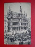 Belgique België Bruxelles Brussel Marchés - Markten