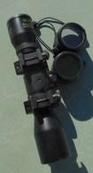 Lunette BARNET 4X32 Pour Arbalette. - Militaria