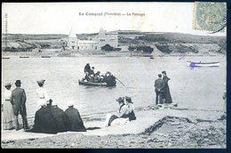 Cpa Du 29 Le Conquet Le Passage    GX23 - Le Conquet