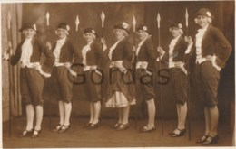 Romania - Medias - Theatre - 1929 - Photo Guggenberger-Mairovits - Teatro