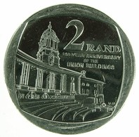 """South Africa 2 Rand 2014 """"100 Year Anniversary Of The Union Buildings""""- VF (very Fine) - Zuid-Afrika"""