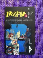 Optical Phonecard, P321 Passons 5th Salon International Des Collectionneurs,mint(backside See Picture) - Belgique