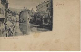 74 (  Haute Savoie ) - ANNECY - Les Anciennes Prisons ( Precurseur ) - Annecy