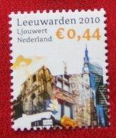 Mooi Nederland Leeuwarden (45) NVPH 2718 (Mi 2752) 2010 POSTFRIS / MNH ** NEDERLAND / NIEDERLANDE / NETHERLANDS - Period 1980-... (Beatrix)
