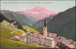 Österreich Ansichtskarte Tiroler-Dolomiten Pieve Di Livinalongo Buchenstein 1910 - Non Classificati