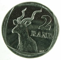 South Africa 2 Rand 2018 - F (fine) - Afrique Du Sud
